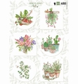 Marianne Design Knipvel Herbs & Leaves 2    EWK1255