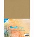 Joy! Crafts Kraft Papierblok 8089/0216