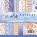 Jeanine's Art Papierblok Wintersports JAPP10004