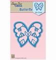 Nellie Snellen Shape Die Butterfly SDB012