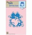 Nellie Snellen Shape Die Spring Love SDB016