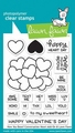 Lawn Fawn Clear Stamp How You Bean? LF1553
