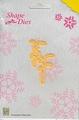 Nellie Snellen Shape Die Twig Swirl SD013  per stuk