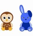 Nellie Snellen DADA Dies Baby Hare & Owl Build Up DDD009 per stuk