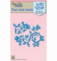 Nellie Snellen Shape Die Two Rose Twigs SDB023