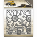 Amy Design Snijmal Daily Transport - Car Frame ADD10127