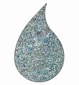 WOW Embossing Poeder Glitter Mermaid Tails WS116R per stuk