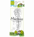 Marianne Design clear stamp Hetty's On the Farm HT1632