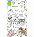 Marianne Design clear stamp Hetty's Baby Animals HT1630