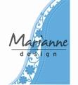 Marianne Design Creatables Anja's Flower Wave LR0518 per stuk