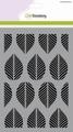 Craft Emotions Mask Stencil Bladeren 185070/1255
