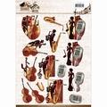 Amy Design knipvel Sounds of Music - Jazz CD11062