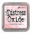 Distress Oxide Tattered Rose TDO56263