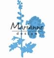 Marianne Design Creatables Tiny's Hollyhocks LR0521 per stuk
