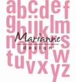 Marianne Design Collectables Alphabet XXL   COL1449