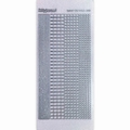 Shiny Details Square Zilver SDS008TZ