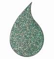 WOW Embossing Poeder Glitter Vintage Jade WS48R