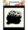Dutch Doobadoo Dutch Mask Art Tree Branches 470.715.606