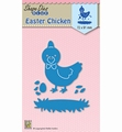 Nellie Snellen Shape Die Chicken SDB030