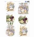 Marianne Design Knipvel - Mattie's Mooiste Flowers MB0174 per vel