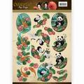 Amy Design knipvel Oriental - Animals CD11074