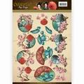Amy Design knipvel Oriental - Culture CD11075