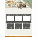 Yvonne Creations Die Vintage Objects - Film Strip YCD10133 per stuk