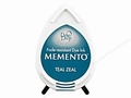 Memento Dew Drops Teal Zeal MD-602