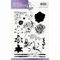 Precious Marieke Clear Stamp Timeless Flowers PMCS10027