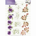 Precious Marieke knipvel Timeless Flowers - Lillies CD11085