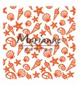 Marianne Design Embossing Folder Sea Shells DF3448 per stuk