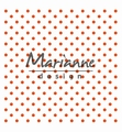 Marianne Design Embossing Folder Polka Dots DF3447