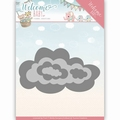 Yvonne Creations Die Welcome Baby - Nesting Cloud YCD10137 per stuk