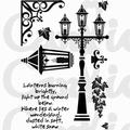 Card-io Clear Stamp Vintage Lanterns CDCCSTVIN-02