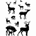 Card-io Clear Stamp Dear Deer CDCCSTDEE-02