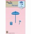 Nellie Snellen Shape Die Holidays Parasol SDB052