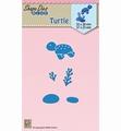 Nellie Snellen Shape Die Turtle SDB043 per stuk