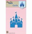Nellie Snellen Shape Die Castle SDB040 per stuk