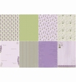 Joy! Crafts Papierset Lavender Garden 6011/0591 per stuk