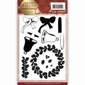 Precious Marieke Clear Stamp Wreath PMCS10033