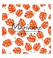 Marianne Design Embossing Folder Tropical Leaves DF3449 per stuk