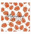Marianne Design Embossing Folder Tropical Leaves DF3449