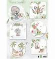 Marianne Design Knipvel Els Tropical Dreams EWK1260