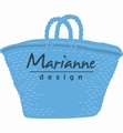Marianne Design Creatables Beach Bag LR0543