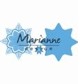 Marianne Design Creatables Botanical Star LR0540