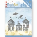 Jeanine's Art Snijmal Beach Fun - Beach Houses JAD10040