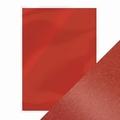 Tonic Parelmoerkarton Red Velvet 9506E per vel