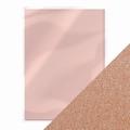 Tonic Parelmoerkarton Blushing Pink 9503E per vel