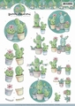 Yvonne Creations knipvel Happy Cactus CD11087