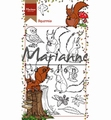 Marianne Design clear stamp Hetty's Squirrels HT1637